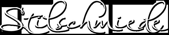 Stilschmiede Berlin - Architektur und Interior-Design - Logo