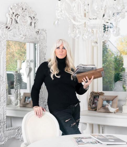 Innenarchitektin und Interior-Designerin Susanne Loeffler