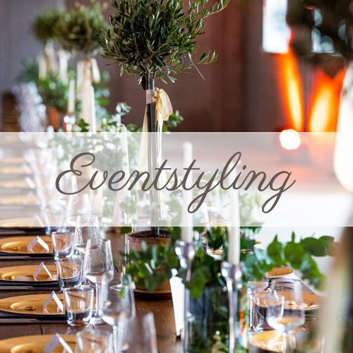 Eventstyling - Stilschmiede - Susanne Loeffler